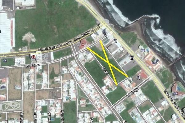 Foto de terreno habitacional en venta en  , costa de oro, boca del río, veracruz de ignacio de la llave, 5695159 No. 01