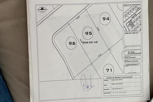 Foto de terreno habitacional en venta en  , costa dorada, veracruz, veracruz de ignacio de la llave, 0 No. 05