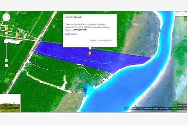 Foto de terreno comercial en venta en costera 4, bacalar, bacalar, quintana roo, 2673017 No. 09