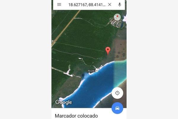 Foto de terreno comercial en venta en costera 4, bacalar, bacalar, quintana roo, 2673017 No. 11