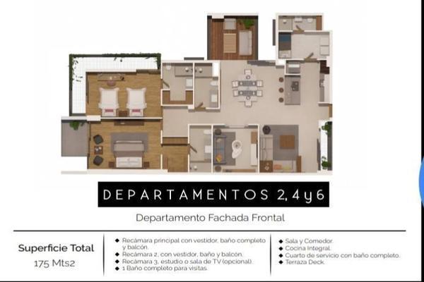 Foto de departamento en venta en  , country club, guadalajara, jalisco, 7254554 No. 22