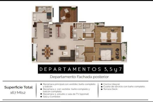 Foto de departamento en venta en  , country club, guadalajara, jalisco, 7254554 No. 43
