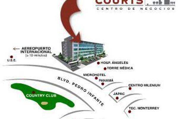 Foto de oficina en renta en  , country courts, culiacán, sinaloa, 7887251 No. 21