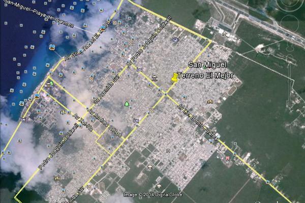 Foto de terreno comercial en venta en  , cozumel centro, cozumel, quintana roo, 2640693 No. 06