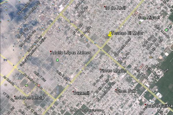 Foto de terreno comercial en venta en  , cozumel centro, cozumel, quintana roo, 2640693 No. 07
