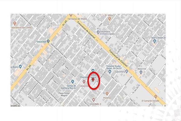 Foto de terreno habitacional en venta en  , cozumel centro, cozumel, quintana roo, 7960951 No. 03