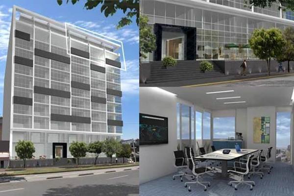Foto de oficina en renta en  , crédito constructor, benito juárez, df / cdmx, 5440495 No. 01