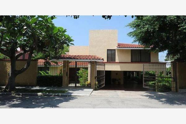 Foto de casa en venta en crisantemas 113, los laureles, tuxtla gutiérrez, chiapas, 6184428 No. 01