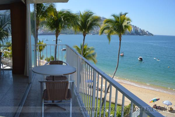 Foto de departamento en venta en cristóbal colón 104, costa azul, acapulco de juárez, guerrero, 8338808 No. 01