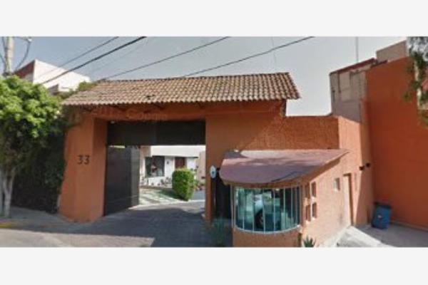 Foto de casa en venta en cristobal colon 33, chimalcoyotl, tlalpan, df / cdmx, 6369914 No. 01