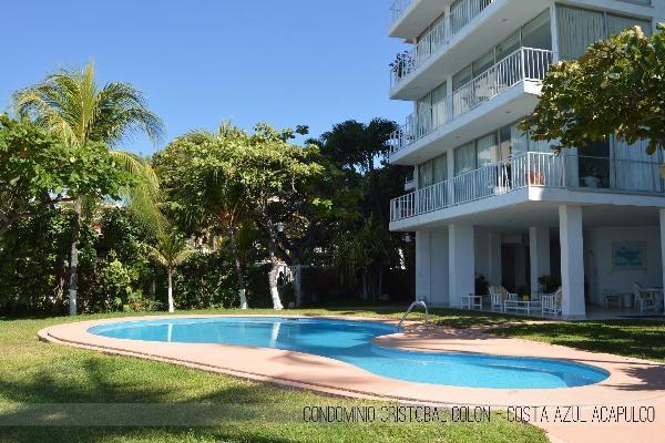 Foto de departamento en venta en cristobal colon , costa azul, acapulco de juárez, guerrero, 6147565 No. 03