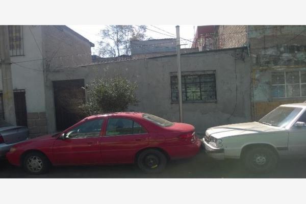 Foto de terreno habitacional en venta en cristóbal diaz anaya 307, paulino navarro, cuauhtémoc, df / cdmx, 0 No. 01