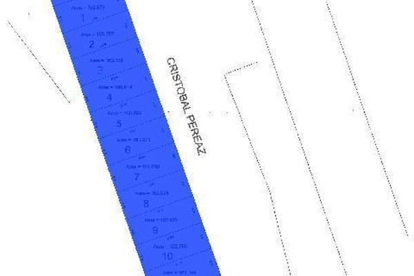 Foto de terreno habitacional en venta en cristobal pereaz , los cerritos, saltillo, coahuila de zaragoza, 3094893 No. 13