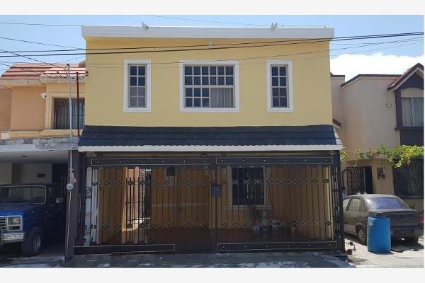 Foto de casa en venta en cruz de lorena 505, hacienda los pinos, apodaca, nuevo león, 12277634 No. 01