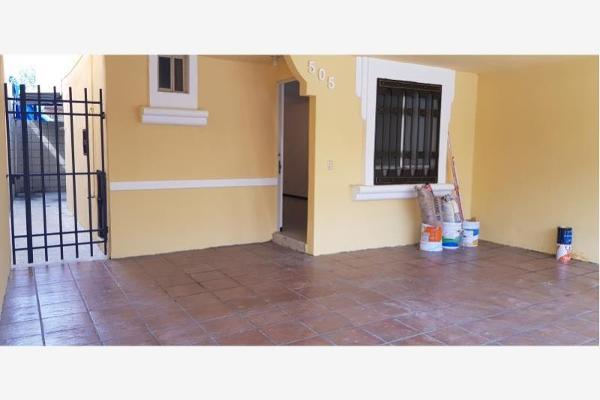 Foto de casa en venta en cruz de lorena 505, hacienda los pinos, apodaca, nuevo león, 12277634 No. 03