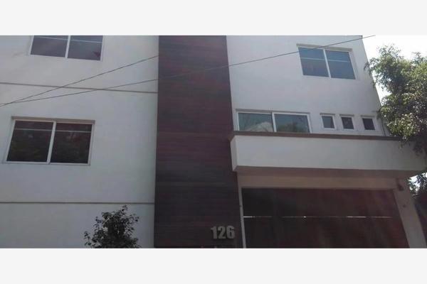 Foto de casa en venta en cruz verde 126, pueblo de los reyes, coyoacán, df / cdmx, 5895344 No. 01
