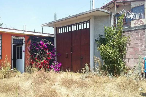 Foto de terreno habitacional en venta en cruz verde , san josé tlacotitlán, ozumba, méxico, 0 No. 02