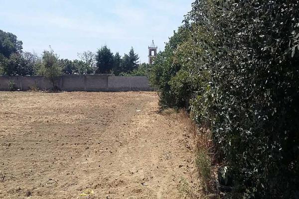 Foto de terreno habitacional en venta en cruz verde , san josé tlacotitlán, ozumba, méxico, 0 No. 03