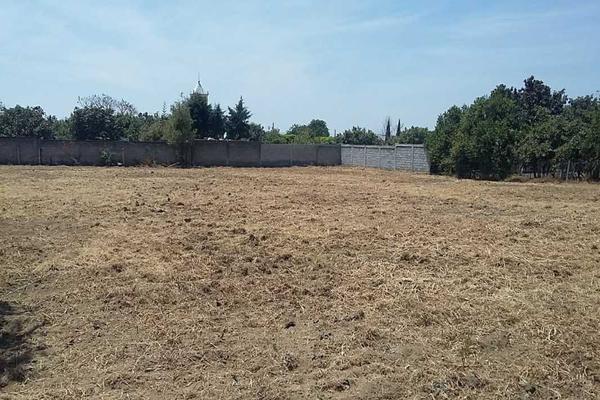 Foto de terreno habitacional en venta en cruz verde , san josé tlacotitlán, ozumba, méxico, 0 No. 10