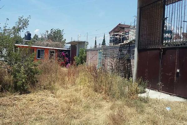 Foto de terreno habitacional en venta en cruz verde , san josé tlacotitlán, ozumba, méxico, 0 No. 12