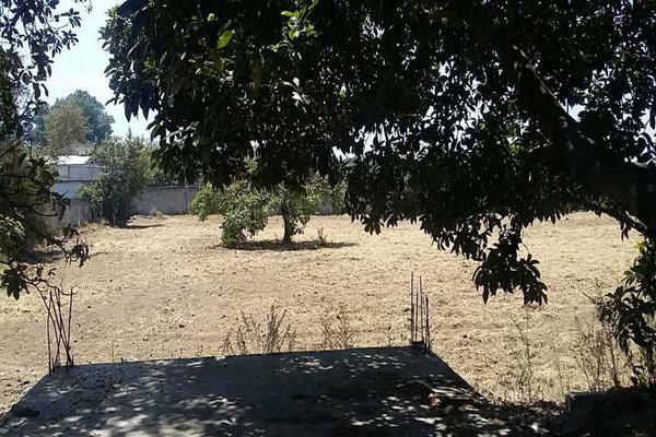 Foto de terreno habitacional en venta en cruz verde , san josé tlacotitlán, ozumba, méxico, 0 No. 13