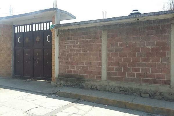 Foto de terreno habitacional en venta en cruz verde , san josé tlacotitlán, ozumba, méxico, 0 No. 15