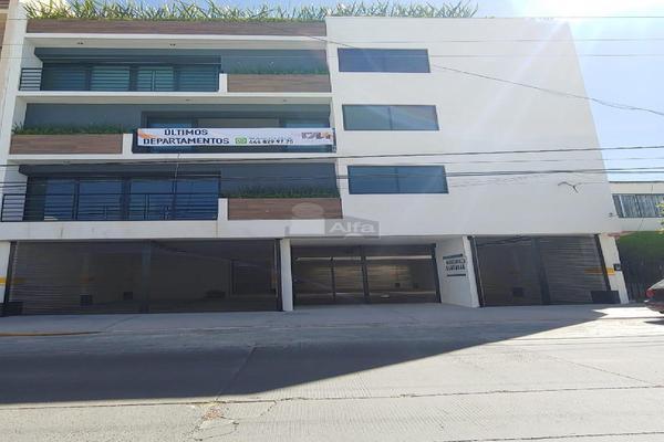 Foto de departamento en venta en cuahutemoc , cuauhtémoc, san luis potosí, san luis potosí, 13478083 No. 01