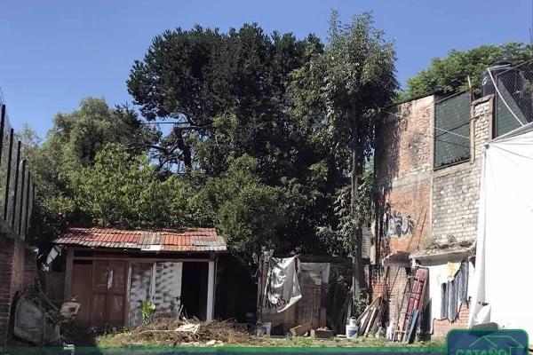 Foto de terreno habitacional en venta en cuahutemoc , tizapan, álvaro obregón, df / cdmx, 5437056 No. 01