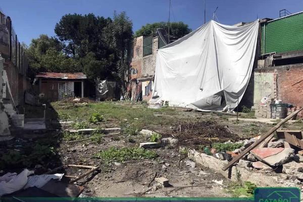 Foto de terreno habitacional en venta en cuahutemoc , tizapan, álvaro obregón, df / cdmx, 5437056 No. 02