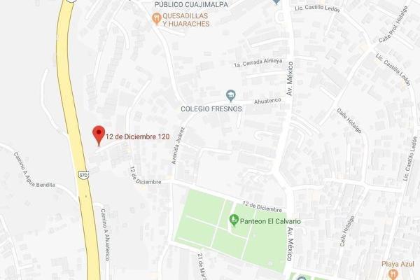 Foto de terreno habitacional en venta en  , cuajimalpa, cuajimalpa de morelos, df / cdmx, 12827700 No. 02