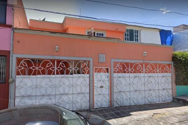 Foto de casa en venta en cuarta calle cochabamba 00, las américas, naucalpan de juárez, méxico, 12277001 No. 01