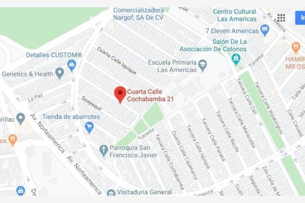 Foto de casa en venta en cuarta calle cochabamba 00, las américas, naucalpan de juárez, méxico, 12277001 No. 03