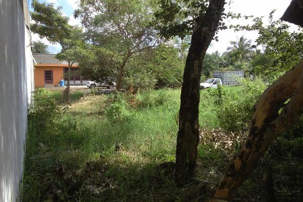 Foto de terreno habitacional en venta en cuatro , felipe carrillo puerto sector 1, altamira, tamaulipas, 2649032 No. 01