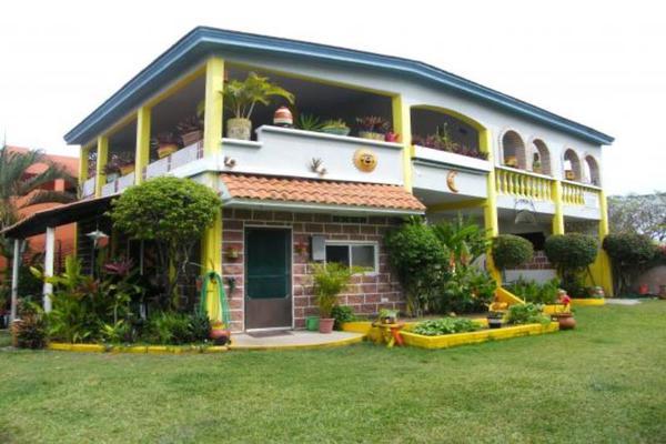Foto de casa en venta en cuatro surcos 101, teacapan, escuinapa, sinaloa, 5906012 No. 01
