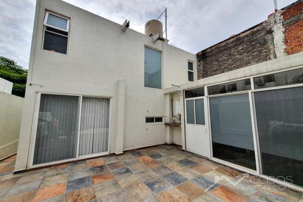 Foto de casa en renta en cuauhnahuac 0, condominios cuauhnahuac, cuernavaca, morelos, 16258130 No. 02