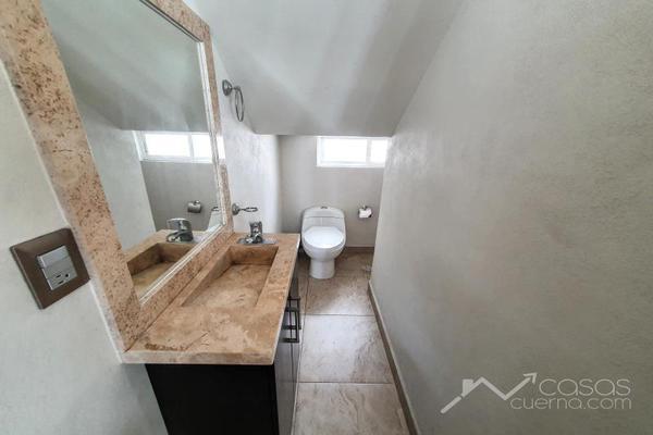Foto de casa en renta en cuauhnahuac 0, condominios cuauhnahuac, cuernavaca, morelos, 16258130 No. 10