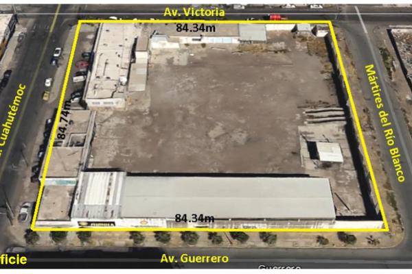 Foto de terreno comercial en venta en cuauhtemoc , torreón centro, torreón, coahuila de zaragoza, 3067830 No. 02