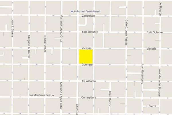 Foto de terreno comercial en venta en cuauhtemoc , torreón centro, torreón, coahuila de zaragoza, 3067830 No. 04