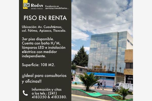 Foto de local en renta en cuauhtemoc 2304, fátima, apizaco, tlaxcala, 8119211 No. 01