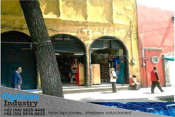 Foto de bodega en renta en  , cuauhtémoc, cuauhtémoc, df / cdmx, 13933429 No. 02