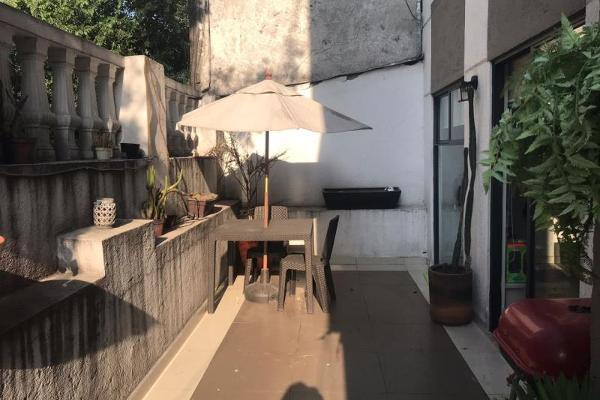 Foto de departamento en renta en  , cuauhtémoc, cuauhtémoc, df / cdmx, 5347876 No. 08