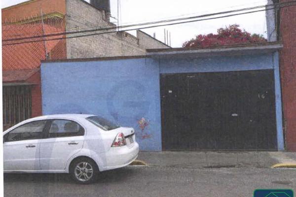 Foto de terreno habitacional en venta en cuauhtémoc , los reyes culhuacán, iztapalapa, df / cdmx, 9593064 No. 01