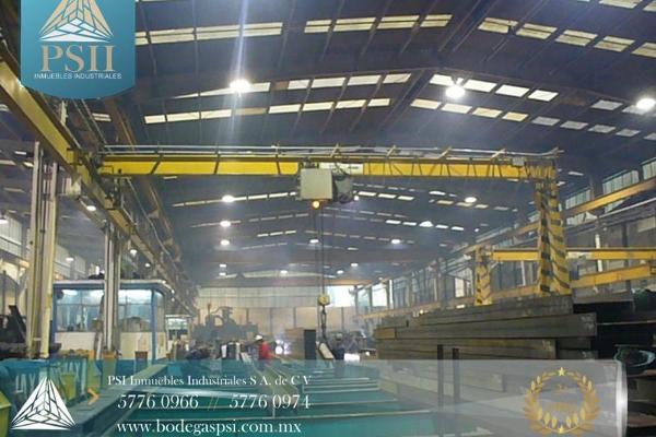 Foto de nave industrial en renta en  , san francisco xalostoc, ecatepec de morelos, méxico, 3655566 No. 01