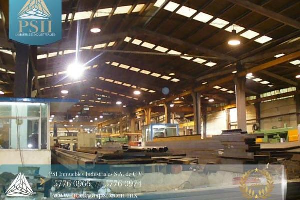 Foto de nave industrial en renta en  , san francisco xalostoc, ecatepec de morelos, méxico, 3655566 No. 03