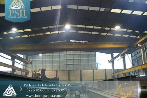 Foto de nave industrial en renta en  , san francisco xalostoc, ecatepec de morelos, méxico, 3686166 No. 02