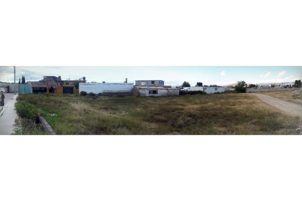 Foto de terreno habitacional en venta en  , cuautepec de hinojosa centro, cuautepec de hinojosa, hidalgo, 10075187 No. 01
