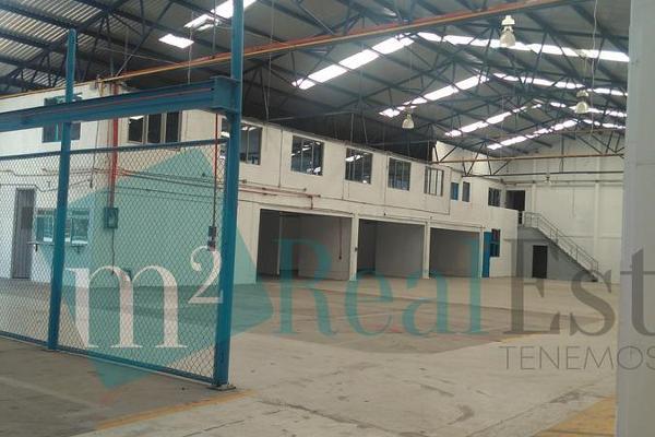 Foto de nave industrial en renta en  , cuautitlán izcalli centro urbano, cuautitlán izcalli, méxico, 8882382 No. 14