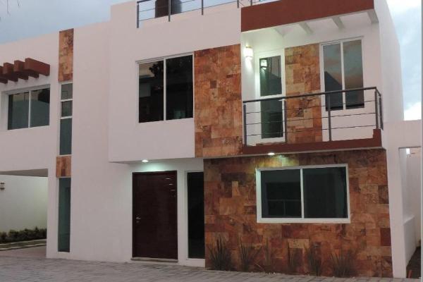 Foto de casa en venta en  , cuautlancingo, puebla, puebla, 8896188 No. 01