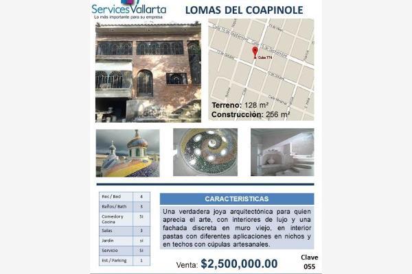 Foto de casa en venta en cuba 774, lomas de coapinole, puerto vallarta, jalisco, 2680529 No. 10