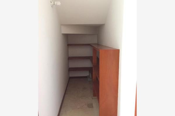 Foto de casa en renta en cuernavaca 10, lomas de angelópolis, san andrés cholula, puebla, 5813946 No. 21